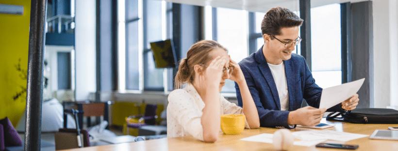 ¿Será esta tu frustración laboral?