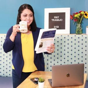 Bianca Negrón - Empresaria The Coaching Spot